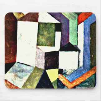 Klee - Pious Northern Landscape Mouse Pad