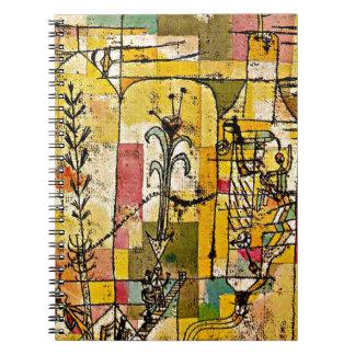 Klee - Tale of Hoffmann Notebooks