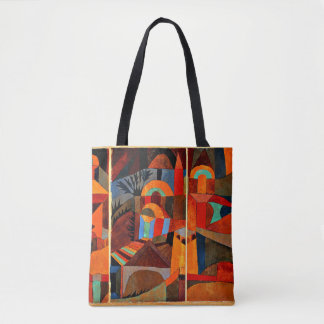 Klee - Temple Gardens Tote Bag