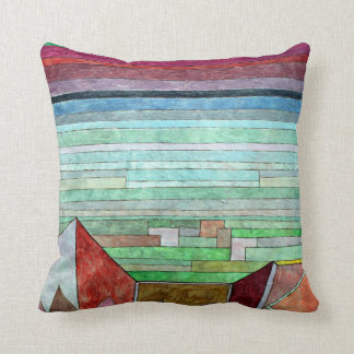 Klee - View into the Fertile Country Cushion