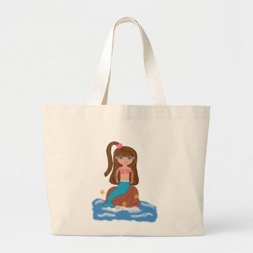 KLeigh the Mermaid Beach Bag