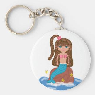KLeigh the Mermaid Keychain