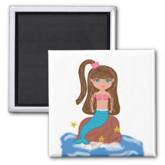 KLeigh the Mermaid Magnet Magnets