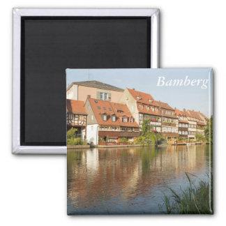 Klein Venedig in Bamberg Magnet