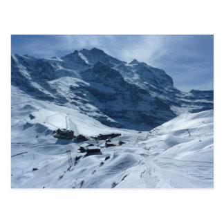 Kleiner Scheidegg and the Jungfrau Postcard