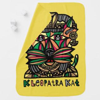 """Kleopatra Kat"" Baby Blanket"