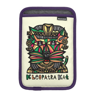 """Kleopatra Kat"" iPad Mini Soft Case"
