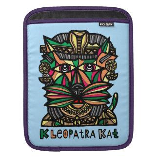 """""""Kleopatra Kat"""" iPad Soft Case"""