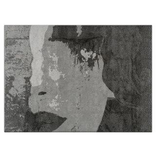 "Klimt art Stylization Cutting Board 15""x11"""