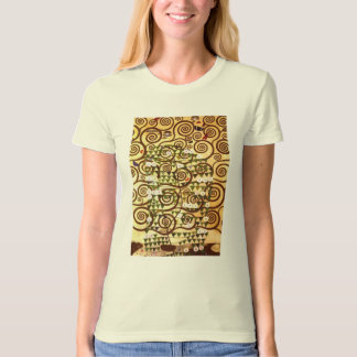 Klimt ~ Design for the Stocletfries - Tree of life T-Shirt