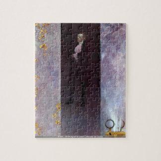 Klimt - Hofburg actor Josef Lewinsky as Carlos puz Puzzles