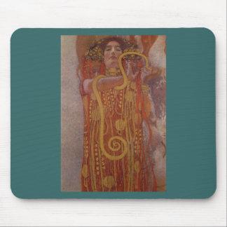 Klimt - Hygeia Mouse Pad
