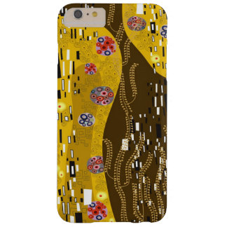 Klimt Inspired Art Nouveau The Kiss Phone Case