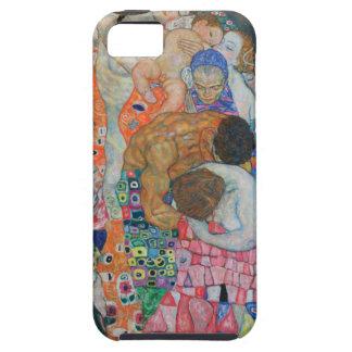 Klimt Life and Death Tough iPhone 5 Case