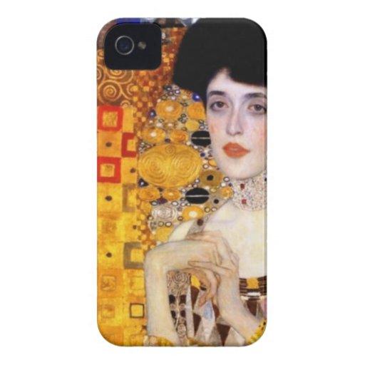 Klimt Portrait Adele Bloch-Bauer Blackberry case