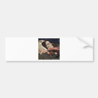 Klimt Ria Munk On Her Deathbed Bumper Sticker