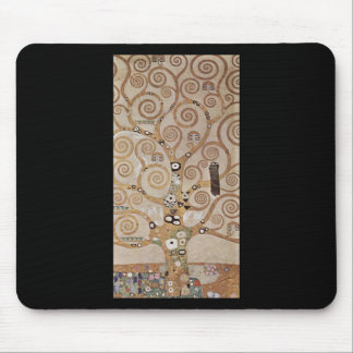 Klimt -  Stocletfries Mouse Pad
