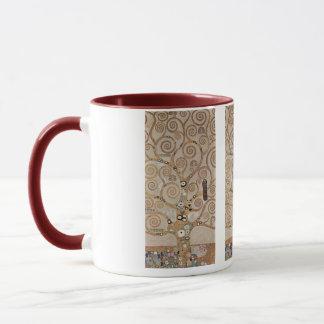 Klimt -  Stocletfries Mug