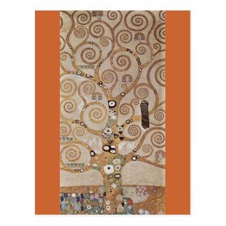 Klimt -  Stocletfries Postcard