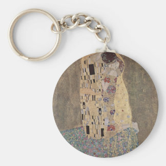 Klimt - The Kiss Key Ring