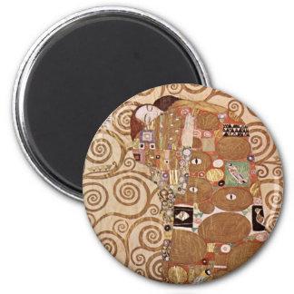 Klimt - Werkvorlagen zum Stocletfries Magnets