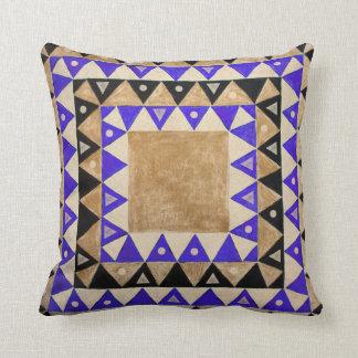 klimts geometricals pillow