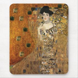 Klimt's Portrait of Adele Bloch-Bauer Mouse Pad