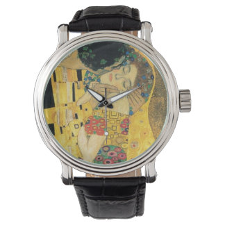 Klimts' The Kiss Watch