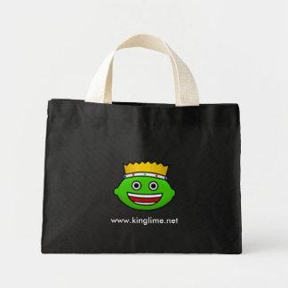 KLN Lime Logo Bag