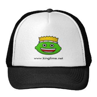 KLN Lime Logo Hat