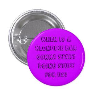 Klondike Bar 3 Cm Round Badge