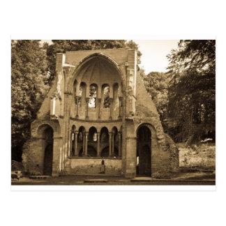 Klosterruine Heisterbach bei Bonn Postcard