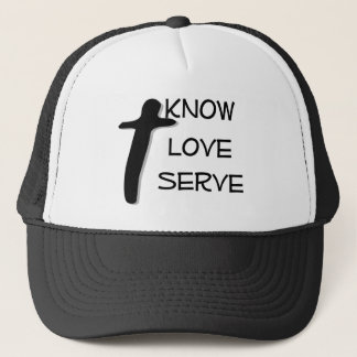 KLS ~ customizable hat with christian message