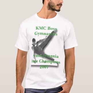 KMC Boys GymnasticsPennsylvannia State Cham... T-Shirt