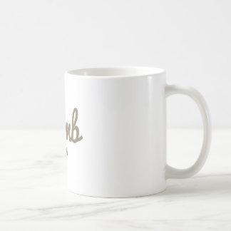 Kmon - Hanging Climb Coffee Mug