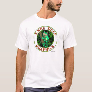 Knee Deep Graphics Logo T-Shirt