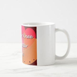 Knee Surgery Get Well Soon Hearts Coffee Mugs