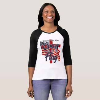 Kneel for the Cross, Stand for the Flag Shirt