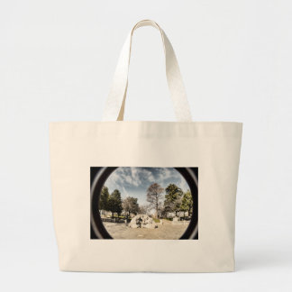 Kneeling Ministers in Kelly Ingram Park Large Tote Bag