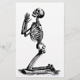 Kneeling Skeleton