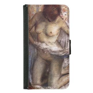 Kneeling Woman by Edgar Degas