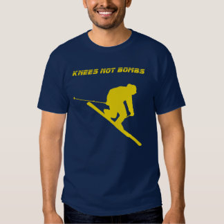 Knees Not Bombs T Shirts