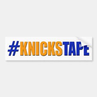 KnicksTape Bumper Sticker