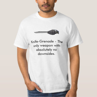 Knife-Grenade T-Shirt