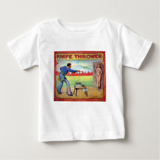 Knife Thrower Baby T-Shirt