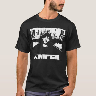 Knifer (Black) T-Shirt