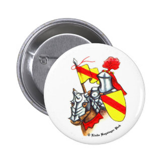 Knight Pinback Button