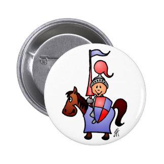 Knight Pin