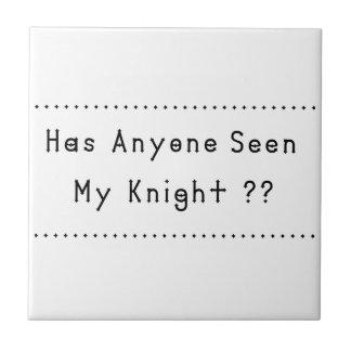 Knight Ceramic Tile