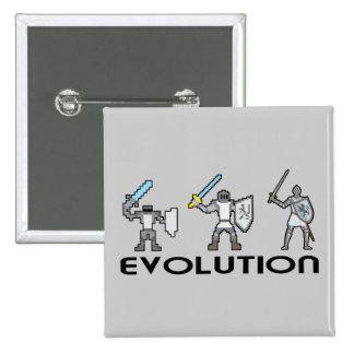 Knight Evolution - Button